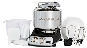 Ankarsrum Assistent Stand Mixer and KoMo Grain Mill Sale