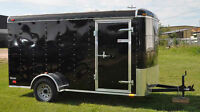 6*12 Kargo max enclosed cargo trailer $3000