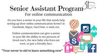 Helping seniors to saty connected.