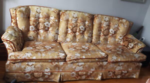 Furniture - Couch and Chair