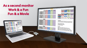 "19"" Monitor HDMI eMachines"