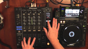 Pioneer DJM 900 Nexus in mint condition, CDJ 800Mk2 available