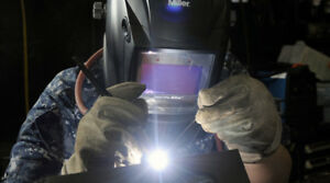 Welder Available // MIG and TIG welding