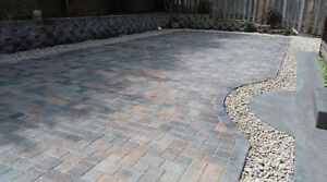 Landscaping, Paver Stones, Lighting, Sodding and Planting