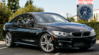 BMW 430i Gran Coupe - Lease Takeover - FREE Winter Tires + Rims*