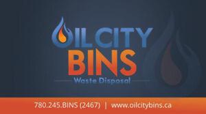 Bin-dumpster-garbage rentals!