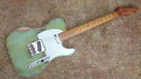 Surf Green Relic Tele