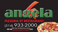 ANGELA'S PIZZERIA & RES. - COOK (NIGHT SHIFT) GOOD SALARY