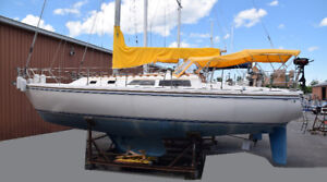 Catalina 36 Wing Keel 1988