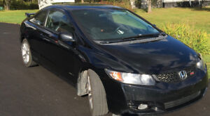 2007 Honda Civic Si Coupé (2 portes)