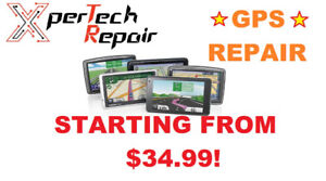 ALL GPS REPAIRS/UPDATES ** STARTING AT $34.99!!*** OPEN 7 DAYS
