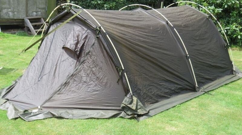 4 man Royal Marines arctic tunnel tent & 4 man Royal Marines arctic tunnel tent | in Whitchurch Cardiff ...