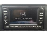 The Latest 2012 Sat Nav Disc Update for HONDA V2.11 Navigation Map DVD latestsatnav co uk