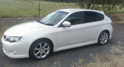 2007 Subaru Impreza Hatchback Bowen Hills Brisbane North East Preview