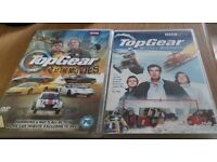 Top gear dvds set of 2