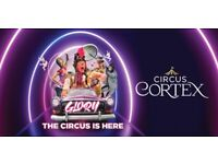 CIRCUS CORTEX IN HEYBRIDGE/MALDON MODERN COOL FAMILY SHOW