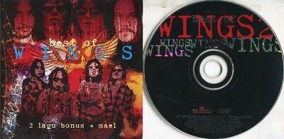 Mega Rare Malaysia Malay Rock Band Wings 1999 BMG Music Malaysia CD (Wings Band Malaysia)