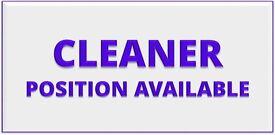 House Keeper Inverness IMMEDIATE START (14+ hours per week)