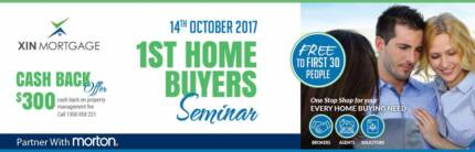 One stop seminar for every home buying need