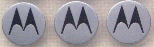 New OEM Motorola APX6000 Housing Label Medallion / Batwing Emblem # 33009265001