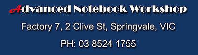 Advanced Notebook Workshop