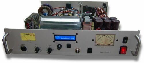 Am transmitter 1000W (4000W PEP) for mw band,classD,PWM,DDS