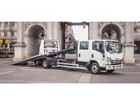 RECOVERY TRUCK SERVICE TOW CAR TOWING BREAKDOWN LONDON