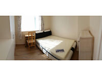 zone 1, Haggerston/Hoxton - sunny double room
