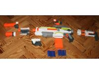 Nerf Gun Modules ECS-10 Core and Accessories including bullets
