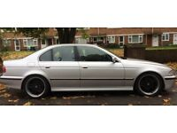 BMW 528i AUTOMATIC FULL BLACK LEATHER EXCELLENT RUNNER