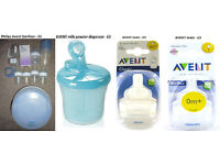 Various Philips Avent items