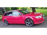 Audi estate sline kit 2007