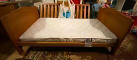 Fantastic John Lewis wooden bed