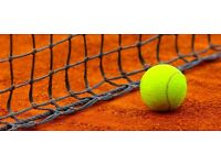 Tennis Players Required