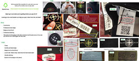Stone Island Jacket Limited Time Offer -- Read the description before repling to this ad!!
