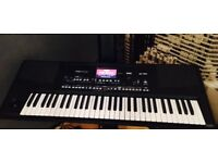 Keyboard Korg pa 300 professional arranger 1 years warranty