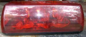 "15"" GROTE #7680 ROTATING MINI RED  BAR LIGHT $40.00"