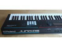Roland JUNO DS-61 Synth with Roland gig bag & Adaptor