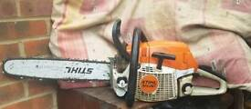 Stihl Ms 261 chawin saw