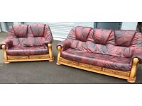 Three Seater & Two Seater. Can Deliver