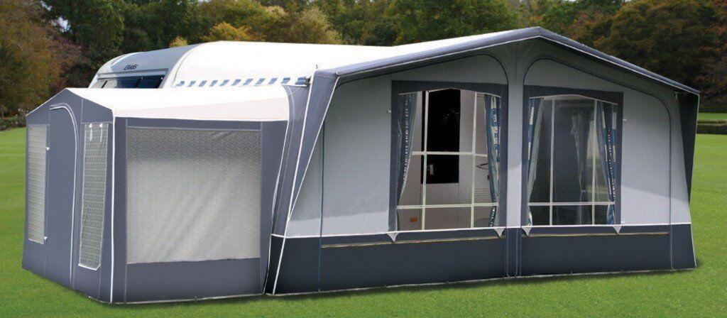 caravan awning size 17 sandringham quest elite 250 | in ...