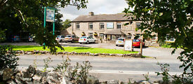 Second Chef or Chef and partner for busy Cumbria/Dales borders Inn - Live in available