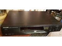 Philips DVD 711 DVD Player/ Video CD Player/ CD Player