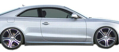 08-16 Audi A5 Convertible S5 Look Duraflex Side Skirts Body Kit!!! 107522