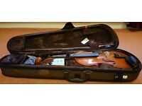 Student 3/4 size violin. In good condition selling for £45