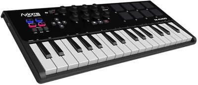 M-Audio - Axiom AIR Mini - 32-Key USB MIDI Keyboard & Drum Pad Controller, used for sale  Shipping to India