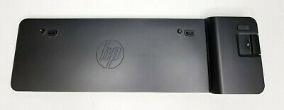 HP 2013 UltraSlim Docking Station D9Y32AA#ABA No Power Adapter