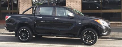 Mazda BT-50 / Ford Ranger  20 inch wheels and tyres Adelaide CBD Adelaide City Preview