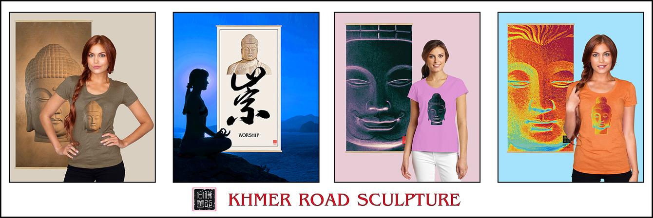 khmer-road-sculpture