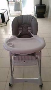 Steelcraft baby chair Baldivis Rockingham Area Preview